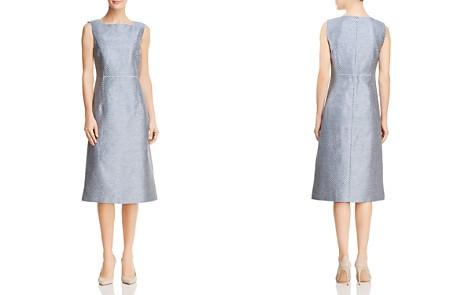 Lafayette 148 New York Jojo Striped Dress - Bloomingdale's_2