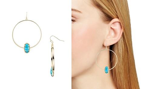 Kendra Scott Elora Loop Drop Earrings - Bloomingdale's_2