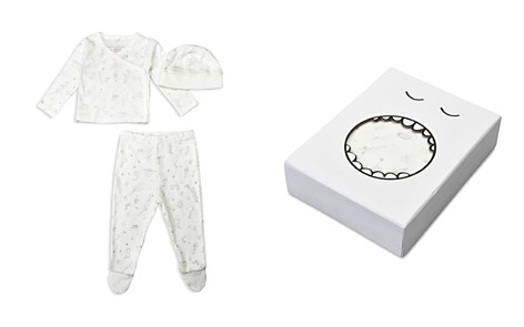 Stella McCartney Unisex Little Starling Shirt, Footie Pants & Cap Gift Set - Baby - Bloomingdale's_2