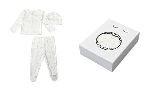 Stella McCartney Unisex Little Starling Shirt, Footie Pants & Cap Gift Set - Baby - Bloomingdale's_2