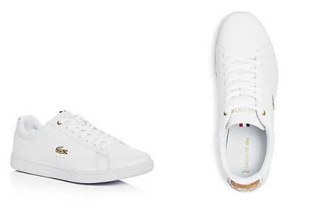 Lacoste Men's Carnaby Leather Lace Up Sneakers - Bloomingdale's_2