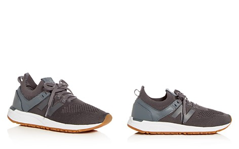 New Balance Women's 247 Knit Lace Up Sneakers - Bloomingdale's_2