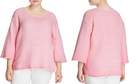 Foxcroft Plus Liya Drop Shoulder Sweater - Bloomingdale's_2