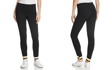 PAM & GELA Step-Hem Jogger Pants - Bloomingdale's_2