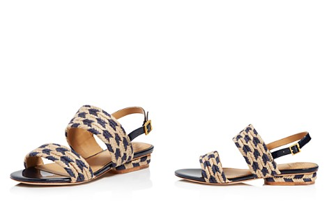 Tory Burch Women's Lola Woven Jute & Leather Slingback Sandals - Bloomingdale's_2