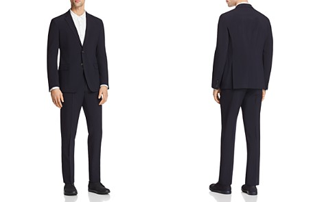 Emporio Armani Subtle Seersucker Classic Fit Suit - 100% Exclusive - Bloomingdale's_2
