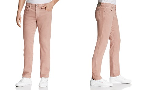 Joe's Jeans Brixton Straight Fit Twill Pants - Bloomingdale's_2