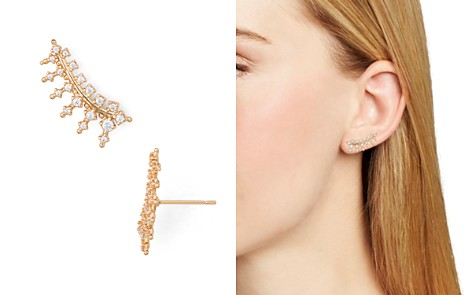Kendra Scott Laurie Ear Climbers - Bloomingdale's_2