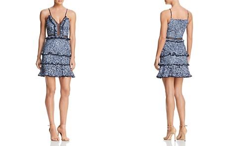 Keepsake Catch Me Lace Mini Dress - Bloomingdale's_2