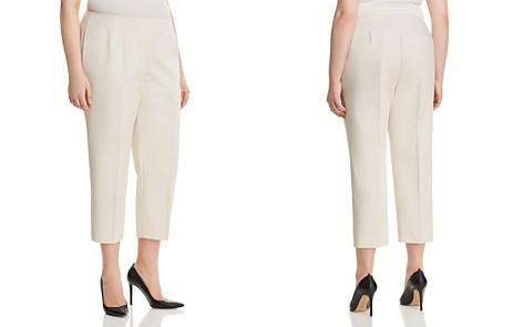 Lafayette 148 New York Plus Lexington Cropped Pants - Bloomingdale's_2