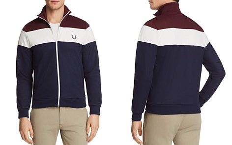 Fred Perry Color Block Track Jacket - Bloomingdale's_2
