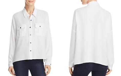 Splendid Drop-Shoulder Boxy Shirt - Bloomingdale's_2