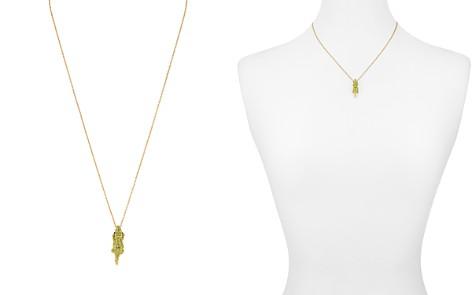 "kate spade new york Alligator Pendant Necklace, 17"" - Bloomingdale's_2"