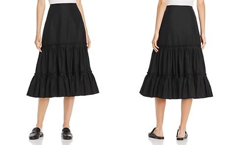 Weekend Max Mara Uomo Tiered Ruffled Midi Skirt - Bloomingdale's_2