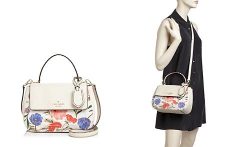 kate spade new york Thompson Street Justina Linen Shoulder Bag - Bloomingdale's_2