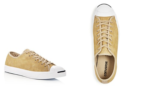 Converse Men's Jack Purcell Vintage Suede Lace Up Sneakers - Bloomingdale's_2