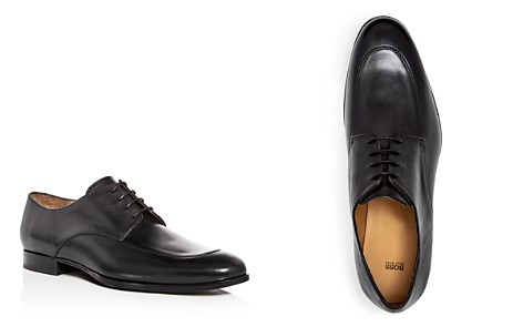 BOSS Men's Hannover Leather Apron Toe Oxfords - Bloomingdale's_2