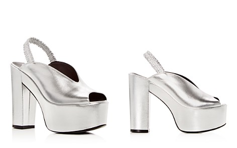 Opening Ceremony Women's Gloria Slingback High Block Heel Platform Sandals - Bloomingdale's_2