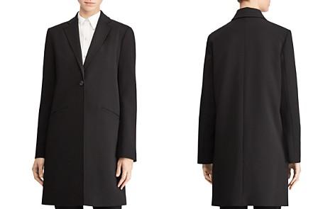 Lauren Ralph Lauren Pick Stitch Reefer Coat - Bloomingdale's_2