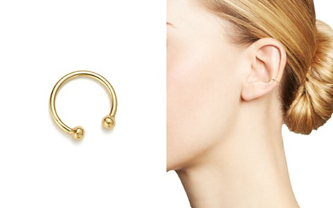 Zoë Chicco 14K Yellow Gold Single Non-Pierced Ear Cuff - Bloomingdale's_2