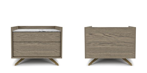 Huppé Memento 2-Drawer Large Nightstand - Bloomingdale's_2