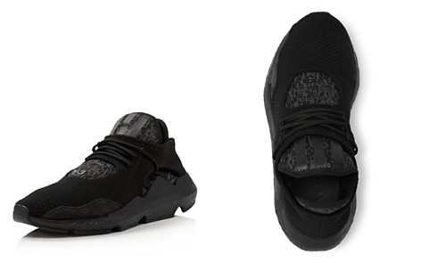 Y-3 Men's Saikou Primeknit Lace Up Sneakers - Bloomingdale's_2