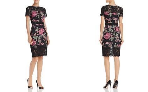 Tadashi Shoji Neo Floral Sheath Dress - Bloomingdale's_2