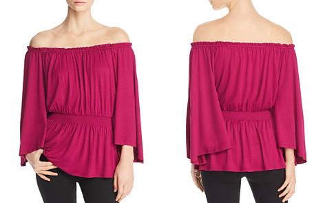 Cupio Off-the-Shoulder Knit Top - Bloomingdale's_2