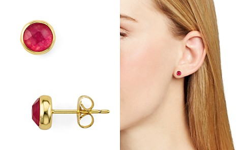 Gorjana Stone Stud Earrings - Bloomingdale's_2
