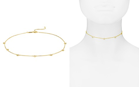 "Argento Vivo Pavé Star Choker Necklace, 15"" - Bloomingdale's_2"