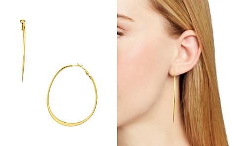 Argento Vivo Wavy Hoop Earrings - Bloomingdale's_2