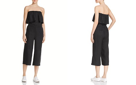 Joie Brogan Strapless Jumpsuit - 100% Exclusive - Bloomingdale's_2