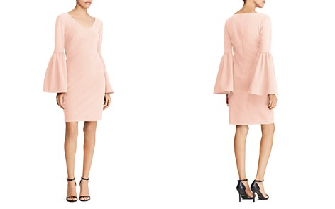 Lauren Ralph Lauren Petites Bell-Sleeve Dress - 100% Exclusive - Bloomingdale's_2