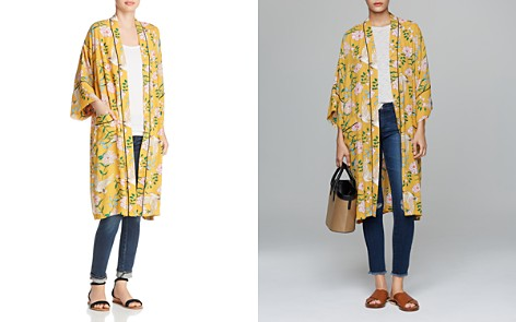 Beltaine Floral-Printed Kimono - 100% Exclusive - Bloomingdale's_2