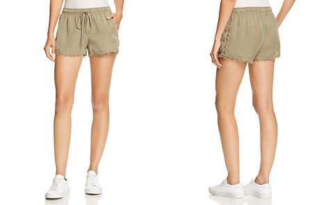 Bella Dahl Side Button Mini Shorts - Bloomingdale's_2