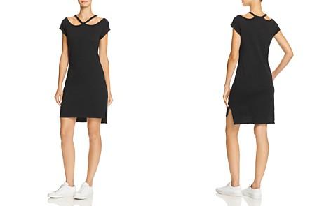 PAM & GELA Cold-Shoulder Tee Dress - Bloomingdale's_2