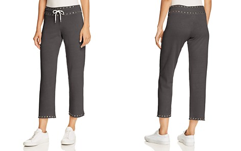 Monrow Studded Sweatpants - Bloomingdale's_2