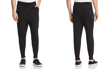 HUGO Daring French Rib Jogger Pants - Bloomingdale's_2