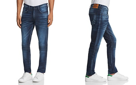 PRPS Goods & Co. Slim Fit Moto Jeans in Chears - Bloomingdale's_2