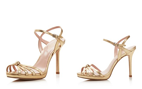 kate spade new york Women's Florence Leather High-Heel Ankle Strap Sandals - Bloomingdale's_2