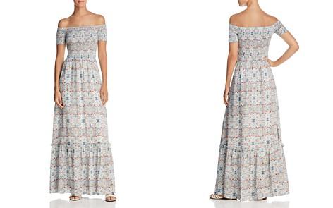Cooper & Ella Senna Off-the-Shoulder Maxi Dress - Bloomingdale's_2