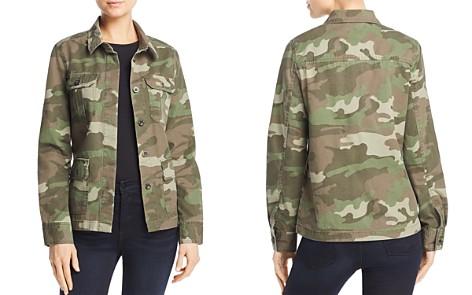 AQUA Camo Army Jacket - 100% Exclusive - Bloomingdale's_2