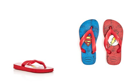 Havaianas Unisex DC Heroes Flip-Flops - Toddler, Little Kid - Bloomingdale's_2