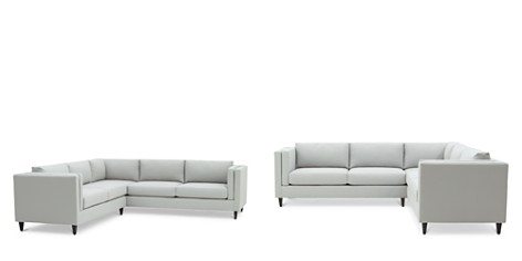 Mitchell Gold Bob Williams Graham 2-Piece Sectional Right Arm Return - 100% Exclusive - Bloomingdale's_2