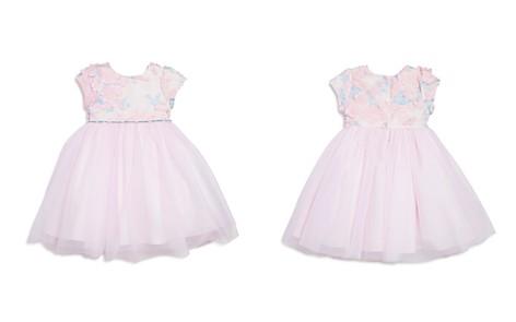 Pippa & Julie Girls' 3D Flower Tulle Dress - Little Kid - Bloomingdale's_2