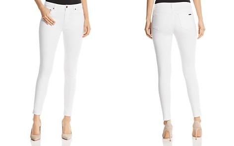 MICHAEL Michael Kors Selma Skinny Jeans in White - Bloomingdale's_2
