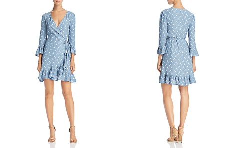 Faithfull the Brand Carmel Wrap Dress - Bloomingdale's_2