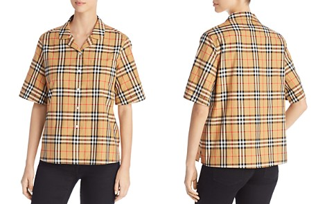 Burberry Grutto Check Shirt - Bloomingdale's_2