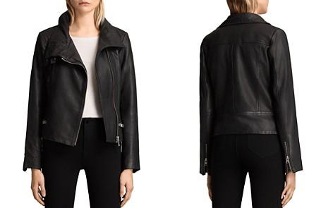 ALLSAINTS Bales Leather Biker Jacket - Bloomingdale's_2