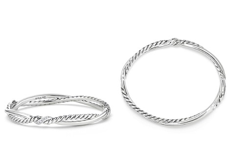 David Yurman Continuance Small Station Bracelet with Diamonds - Bloomingdale's_2